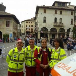 Servizio al Giro d'Italia 2016 – Asolo