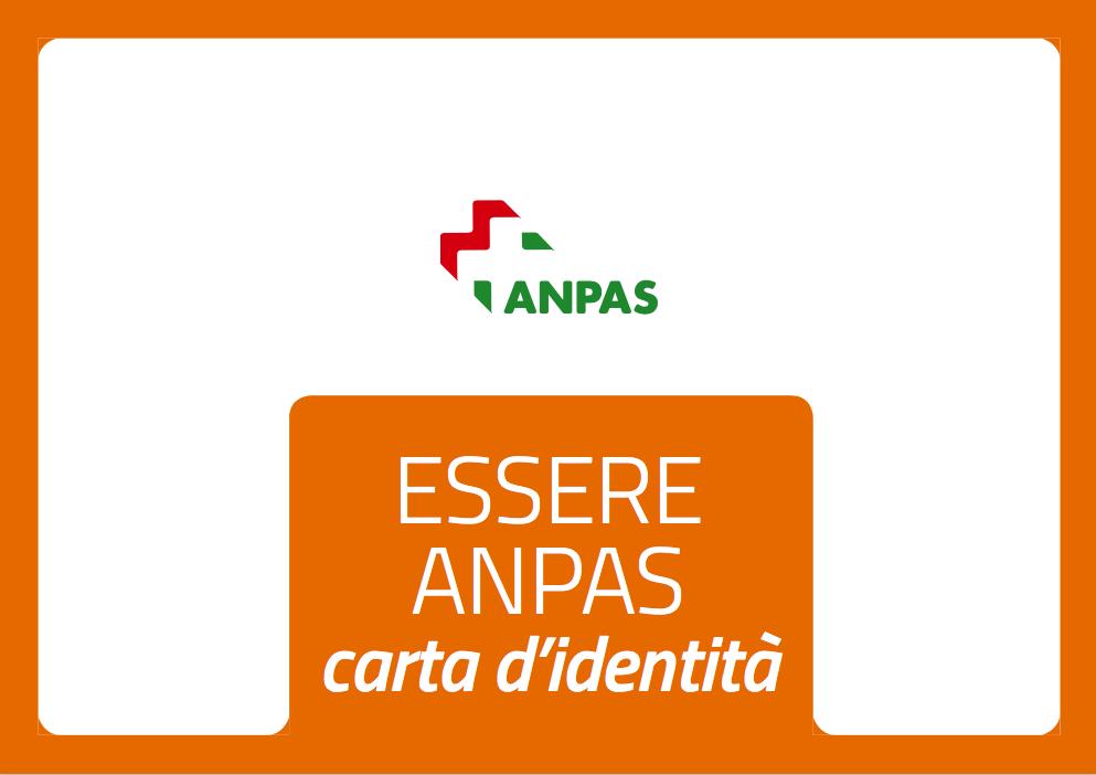 Carta d'identità ANPAS