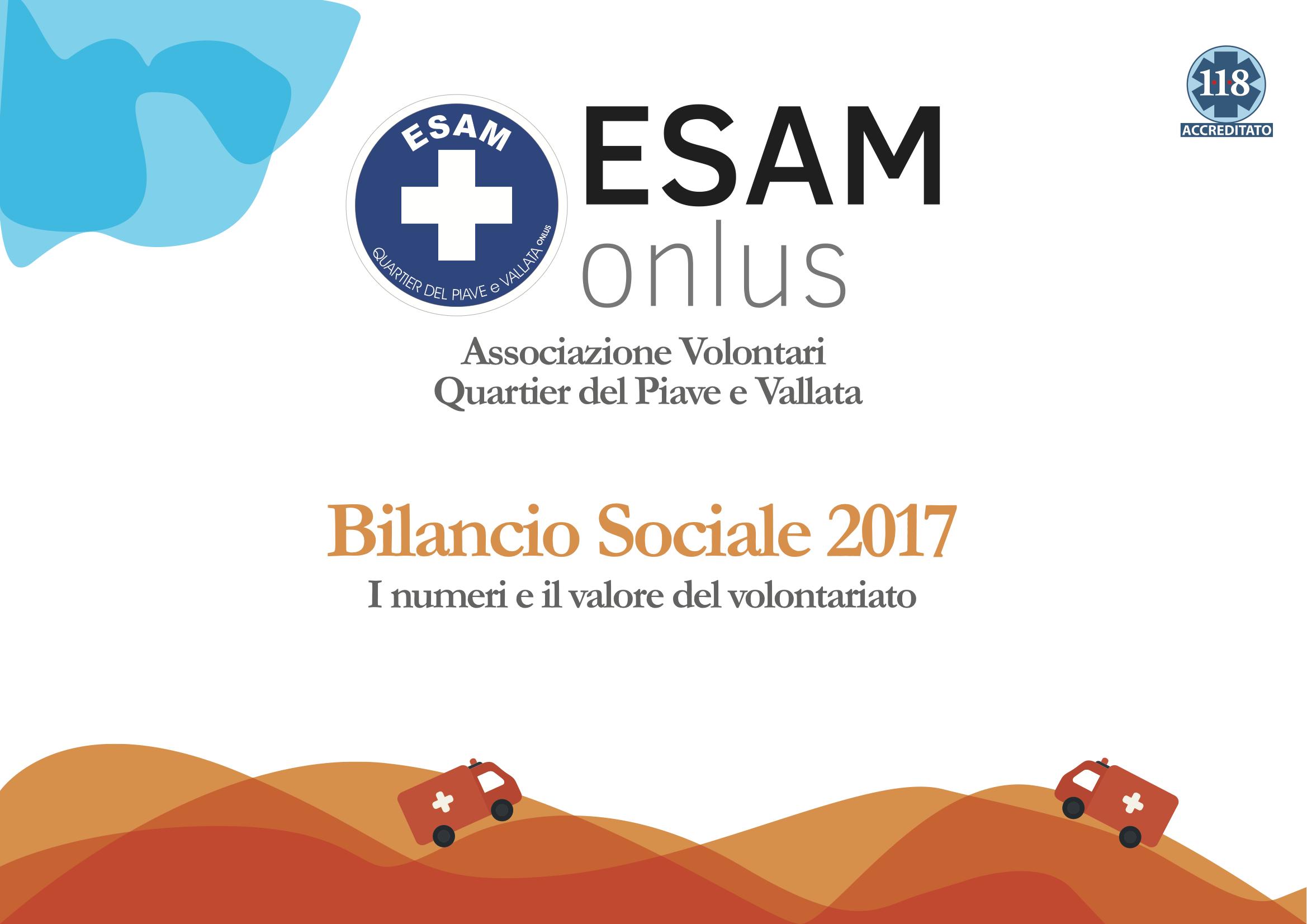 Bilancio Sociale - Copertina